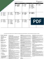 Equinox Class Schedule