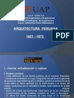 ARQ PER 1821 - 1872