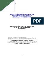Adquisición de Grupo Electrógeno (1)