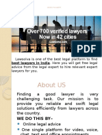 How to Hire Top Lawyer In Chandigarh