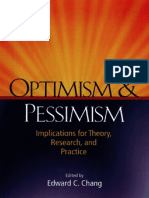 Optimism and Pesimism