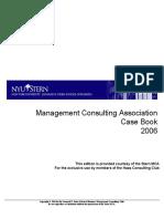 NYU Stern Haas Consulting Club Casebook (2006) Copy