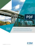 Oil and Gas Alert 9 November 2016