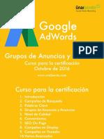 Google Adwords Creaciondeanuncios Certificacion