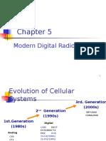 Introduction to Modern Digital Radio System