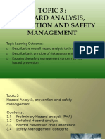 Lecture4 Hazardanalysispreventionandsafetymanagement 140424144805 Phpapp01