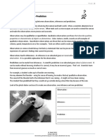 obs inf worksheet 2013