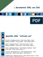 CSS introduccion a hojas de estilos