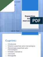 Expertiza Auto Merceologică