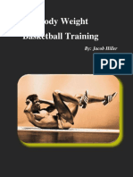 Body Weight Basketball Training