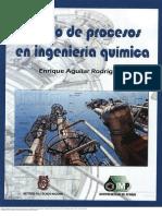 Diseño de procesos en ingenieria quimica 1