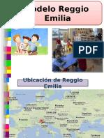 ESCUELA DE REGGIO EMILIA
