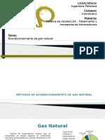Acondicionamiento de Gas Natural