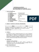 Silabo - Ortesis - Usp 2