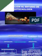 1.- Biotecnología