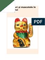 Simboluri și mascote în Feng Shui