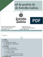 Manual Estrella Galicia