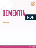 Dementia Awareness by Yvonne Nolan