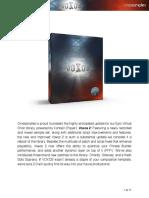 Voxos 2 User Manual Completo de Usuario