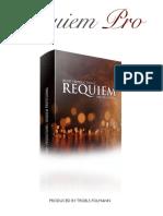 8dio Requiem Pro 2 Read Me