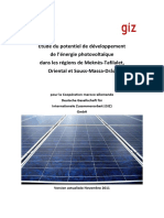 2011 Giz Fr Potentiel Developpement Marokko