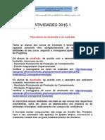 2015-01 Atividades m