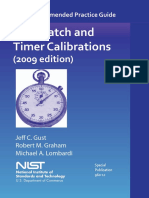 16187354-NIST-SP-96012-2009 - stop watch-time calibration.pdf