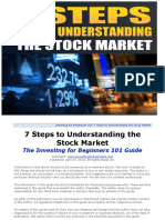 7 Steps to Understanding the Stock Market