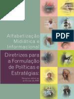 Politicas Para a Alfabetizaco Em Midias Unesco