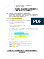 Configuración Direccionamiento Ipv6 en Routers Cisco_enrutamiento Estático
