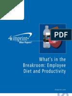 A Malnourished Workforce  Blue Paper