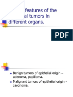 Epithelial Tumors