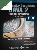 Martin a 2010 Programador Certificado Java 2