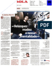 Entrevista a Rúben Pinto