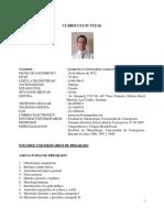 Curriculum Dr Sarzosa