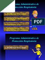 2.-Protección Respiratoria -3M
