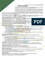 Venas Cavas Superior e Inferior y Sistema Linfatico