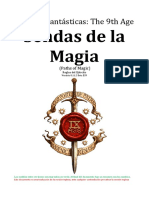 The Ninth Age Sendas de La Magia 0 11 2 ES9