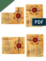 The Ninth Age Cartas de Magia 0 11 2 ES3