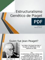 Estructuralismo Genético de Piaget.pptx