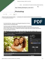 Efeito Sonho No Photoshop - PhotoPro Cursos Online