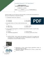 examen diagnostico-geografia