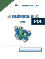 Quimica II 2015