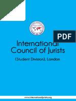 Membership Brochure ICJ