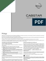 01 Nissan Cabstar 81891