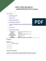 Examen Final Semana 8 Proceso Administrativo