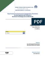 Guía Sistemas Operativos