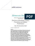 Minnesota Medicine Stretching Article
