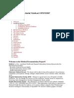 OpenERP Modul Medical