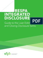 201409 Tila Respa Integrated Disclosure Guide to Form